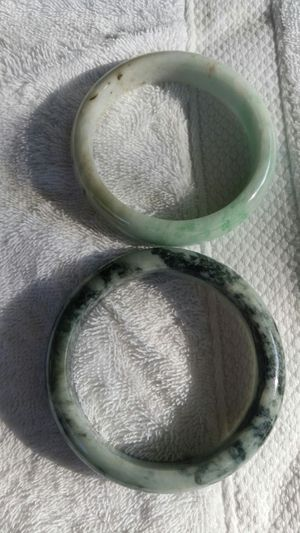 New jade bracelet bundle 2 for Sale in Detroit, MI