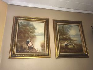 Antique Paintings for Sale in Chicago, IL