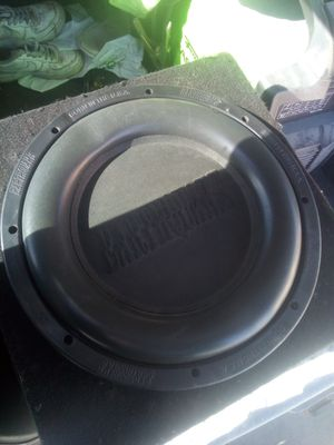 12 in Earthquake subwoofer for Sale in Los Angeles, CA