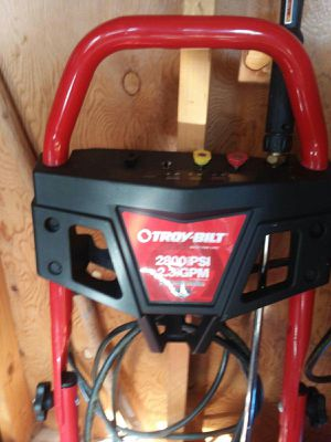 Troy built pressure washer for Sale in Mount Joy, PA
