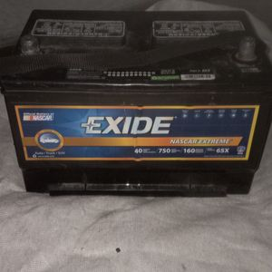 Exide Nascar Extreme 65X for Sale in San Jose, CA