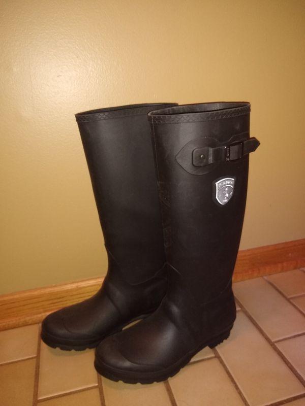 Rubber Rain Boots (Kamik-Jennifer)