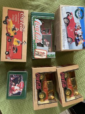 CocaCola vintage toy collection for Sale in Katy, TX