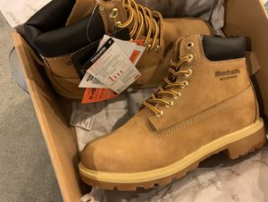 Dunham work boots for Sale in Staten Island, NY