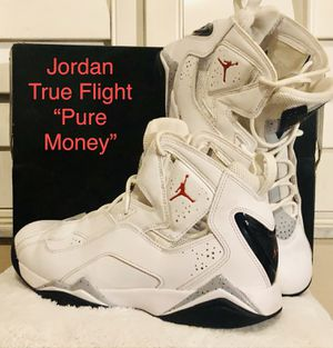 Jordan True Flight Collection OG Cement Colorway for Sale in Land O Lakes, FL