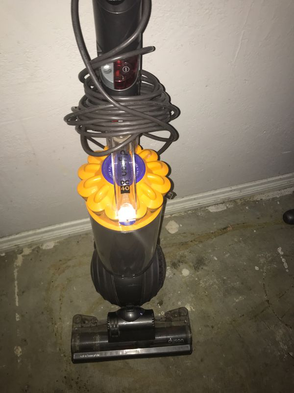 Two dyson Vacuums