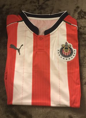 Puma chivas Home Jersey Woman style for Sale in Washington, MD
