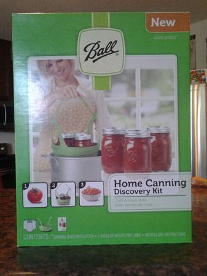 Canning kit for Sale in Round Rock, TX