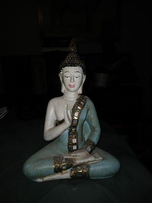Thai sitting Buddha statue for Sale in Silver Spring, MD