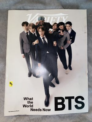 BTS Variety Magazine (Defect) for Sale in Los Angeles, CA