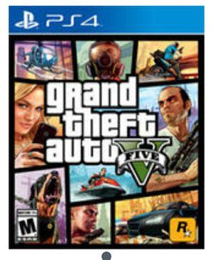 Grand Theft Auto V for Sale in San Jose, CA