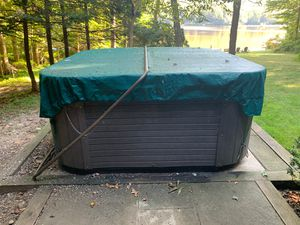 Dimension 300 gal hot tub for Sale in Mahopac, NY