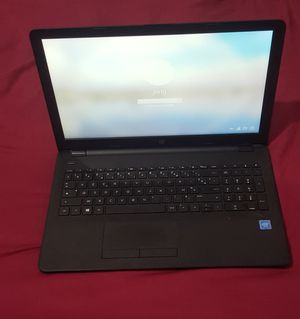 HP 15 laptop for sale with windows 10 and 500GB electronics for Sale in Oklahoma City, OK