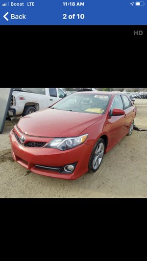 2013 Toyota Camry for Sale in Russellville, AR