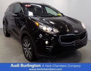 2017 Kia Sportage Ex SUV awd for Sale in Burlington, MA