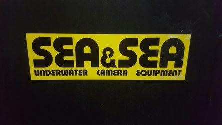 Sea & Sea Underwater Camera Complete for Sale in Chelan,  WA