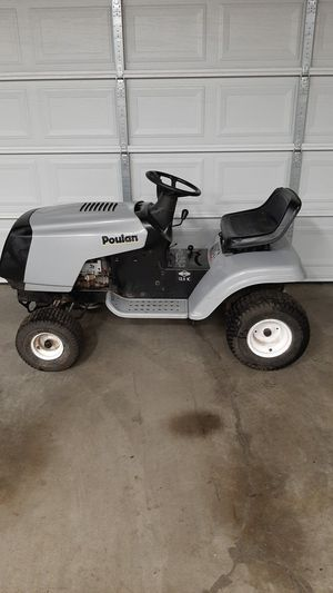 Craftsman Riding Lawnmower for Sale in Tacoma, WA