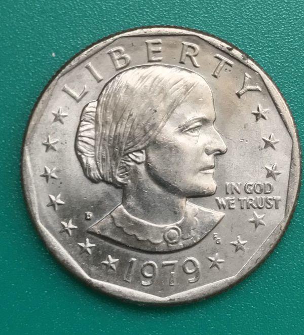 susan b anthony rare coins
