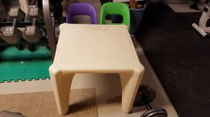 Kid table and two chairs for Sale in Arnold, MO