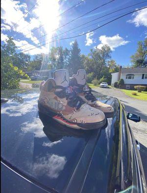 Supreme X Jordan 5 Raffle for Sale in Decatur, GA