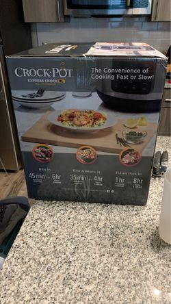 Crock Pot express crock XL for Sale in Tampa,  FL