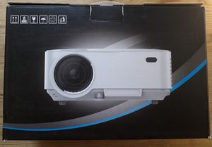 Android Projector LCD, Bluetooth, WiFi for Sale in San Gabriel, CA