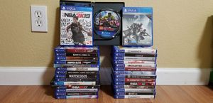 PS4 GAMES Read DESCRIPTION for prices! GREAT CONDITION for Sale in Garden Grove, CA