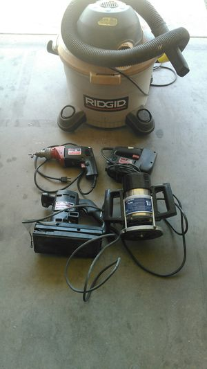Power/shop tools for Sale in Peoria, AZ