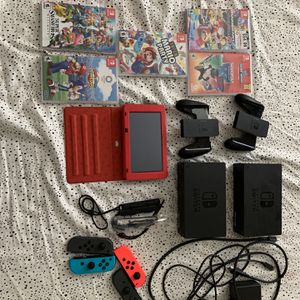 Nintendo Switch trading for PS5 OBO for Sale in Clovis, CA