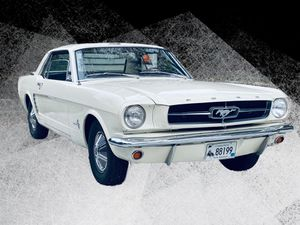 1965 1964 1/2 Ford Mustang Coupe classic 6cyl I6 Origonal 92k GT for Sale in Stamford, CT