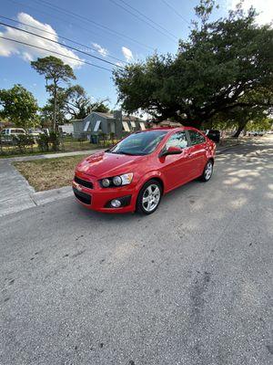 Chevrolet Sonic LTZ 2015 for Sale in South Miami, FL