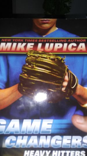 3 mike lupica books 5 dollars for Sale in Richmond, CA
