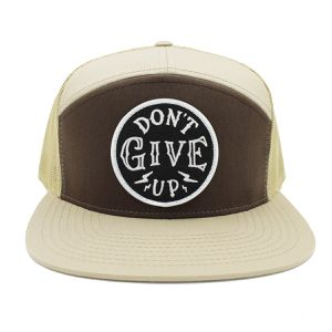 Any cap $19.99 don't give up trucker hat SnapBack for Sale in Riverside, CA