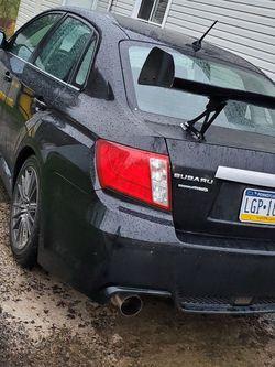 2011 Subaru Impreza WRX for Sale in Mount Union,  PA