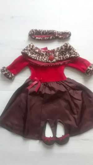 American girl doll complete holiday outfit for Sale in MD CITY, MD