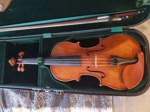 Joshephus Bosio Violin 4/4 by Amber Strings for Sale in Peoria, IL