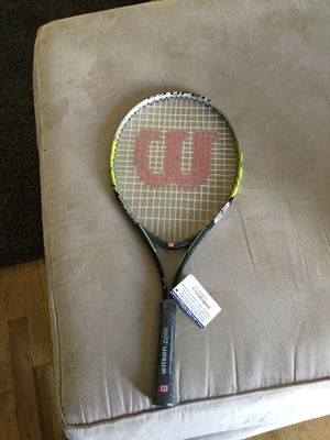 Tennis Racket for left handed players (kids or early teens) for Sale in Linden, NJ