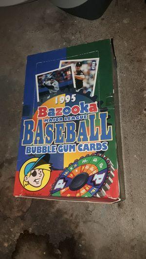 1995 bazooka baseball cards for Sale in Wichita, KS