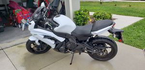 Kawasaki Ninja 650 Motorcycle for Sale in Winter Haven, FL