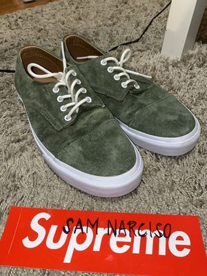 Green Vans Shoes for Sale in San Diego, CA