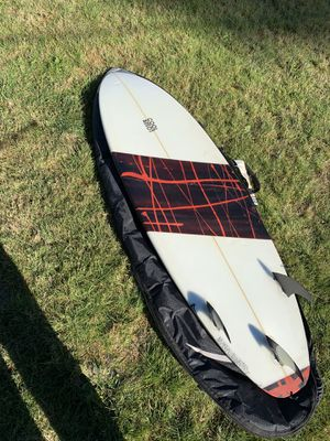 """5'10"""" Loser Cool surfboard for Sale in Olympia, WA"""