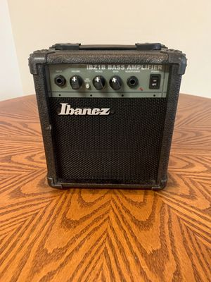 Ibanez bass amplifier for Sale in Bakersfield, CA