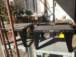 CRAFTSMAN TABLE for Sale in Fountain Valley, CA