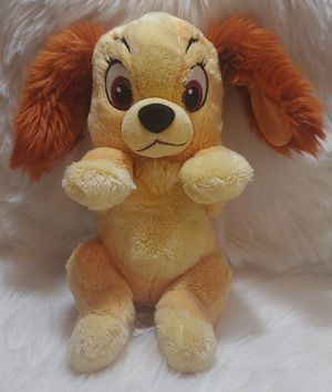 "Disney Babies Lady & and the Tramp Plush 11"" Stuffed Animal for Sale in Murray, UT"