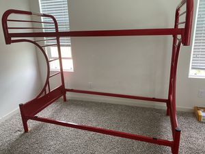 Futon / bunk full / twin for Sale in San Marcos, CA