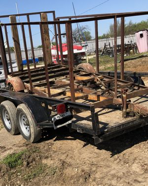 Homemade Utility Trailer for Sale in Justin, TX