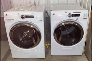 Fairly new front load washer and dryer for Sale in NEW PRT RCHY, FL