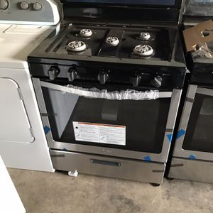 New Whirlpool Gas Stove 5 Burners for Sale in Oakland, CA