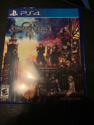 Kingdom hearts 3 BRAND NEW for Sale in Bakersfield, CA