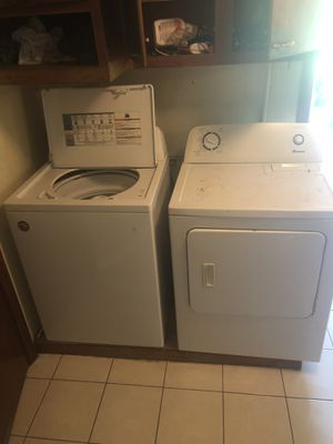 Washer and dryer sit for Sale in Winter Haven, FL